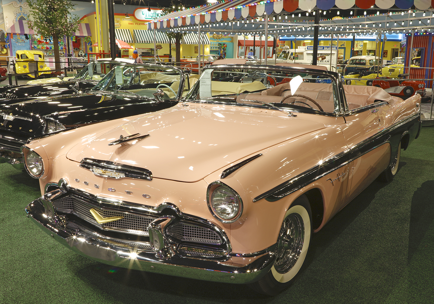 1956 Desoto Fireflite Convertible Welcome To Cars Of