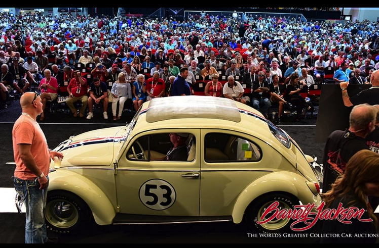 Barrett Jackson Palm Beach 2018 Herbie